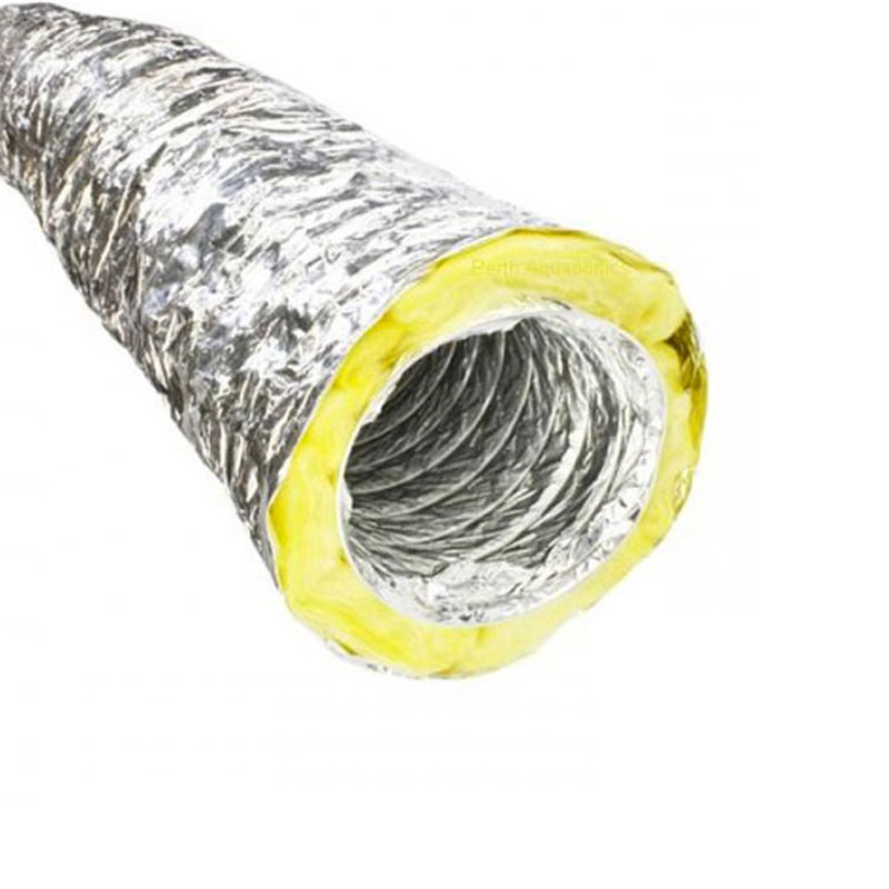 ACOUSTIC FLEX DUCTING(10m LENGTH)