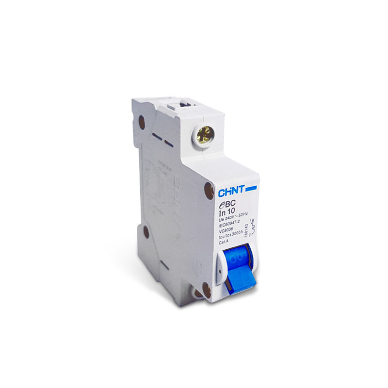 CIRCUIT BREAKER CHINT 3kA SINGLE POLE